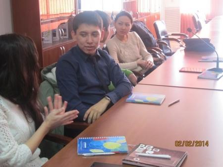 В Актау открылась школа ораторского искусства