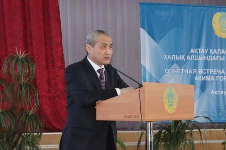 Едил Жанбыршин: В текущем году в трех школах Актау начнется ремонт