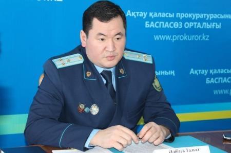 Талгат Алибаев: Некоторые школы Актау допускают просмотр учащимися сайтов с порнографическим и экстремистским содержанием