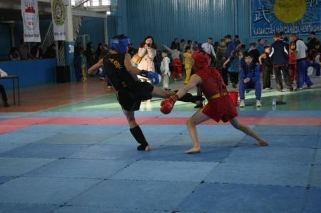 Мангистауские спортсмены завоевали 20 золотых медалей на чемпионате Казахстана по ушу