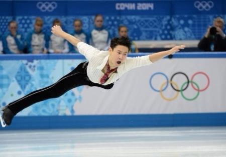 Денис Тен принес Казахстану первую медаль Олимпийских игр в Сочи