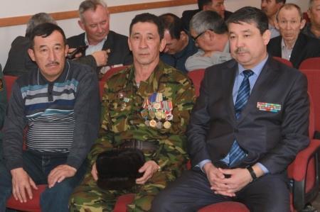 Компания «Oil Services Company» поздравила ветеранов афганской войны