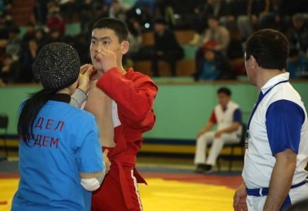 В Актау стартовал чемпионат Казахстана по самбо