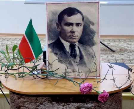 В Актау прошел вечер памяти татарского поэта Мусы Джалиля