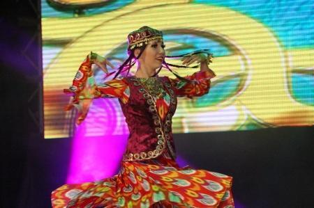 Гаухар Досымхожиева стала «Красавицей Актау 2014»