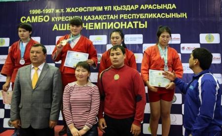 По итогам чемпионата Казахстана по самбо два мангистауских спортсмена зачислены в национальную сборную