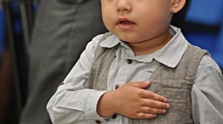 Из-за религиозных убеждений мать запрещает детям исполнять гимн Казахстана