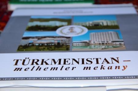 В Актау открылось консульство Туркменистана