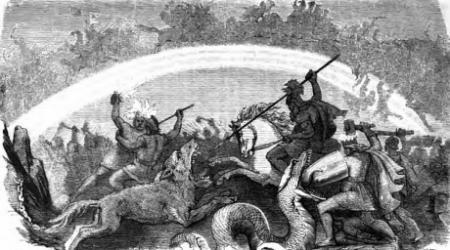 Викинги предсказали конец света на 22 февраля