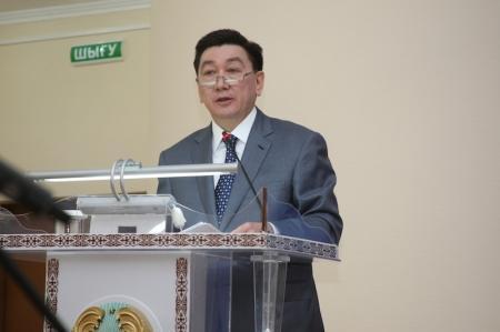 Отчетная встреча акима Мангистауской области. Online