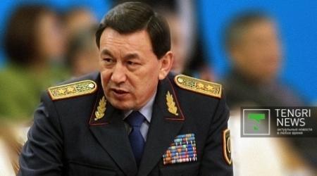 Главе МВД Казахстана шлют письма-предупреждения неравнодушные граждане Украины