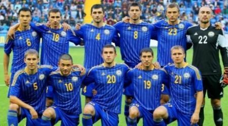 Сборная Казахстана по футболу сыграет с Голландией в отборе на Евро-2016