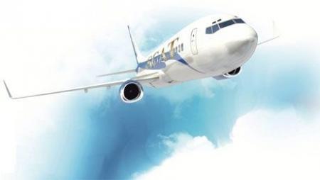 Авиакомпания SCAT вынуждена прекратить выполнение рейсов в Киев