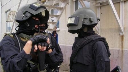 Спецназ СБ Украины отказался разоружать крымский «Беркут»
