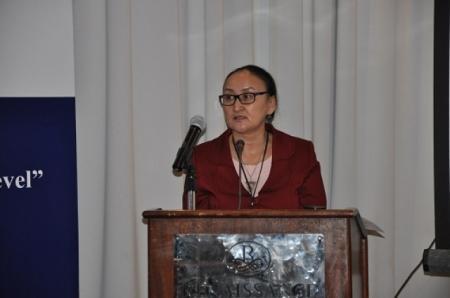 В Актау на международной конференции обсуждают тему прозрачности доходов нефтегазовой отрасли