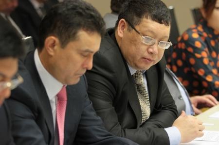 В Баку стартовал Азербайджано-Казахстанский бизнес-форум с участием делегации из Мангистауской области