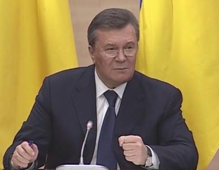 Пресс-конференция Януковича: ВИДЕО трансляция