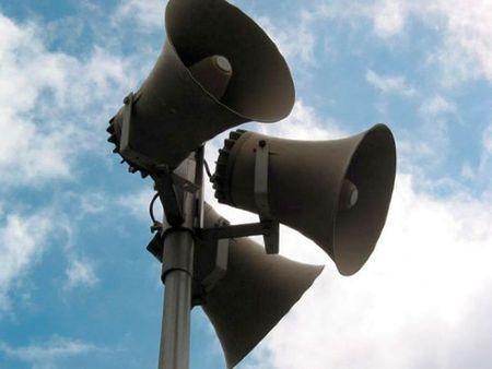 ДЧС: В Актау 6 марта будут включать электросирену