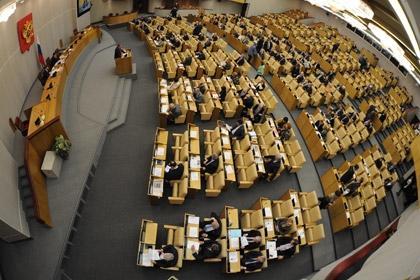 В Госдуме назначили дату рассмотрения закона о присоединении территорий к РФ