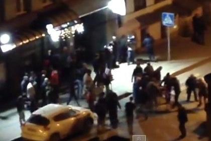 Участвовавших в столкновениях в Харькове националистов задержали