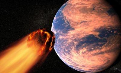 Земле угрожает новый астероид