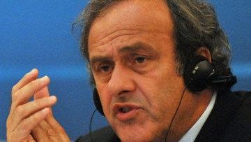Спорт не должен становиться объектом политического бойкота - глава УЕФА