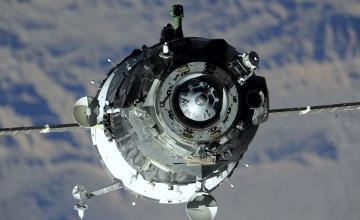 Космический корабль «Союз ТМА-12М» пристыковался к МКС