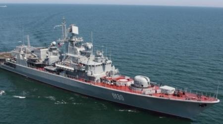 Флагман ВМФ Украины перешел на сторону России - СМИ