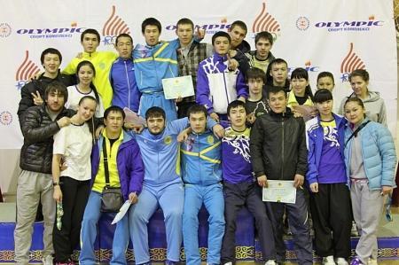 Актауские каратисты вернулись с чемпионата Азии с тремя медалями