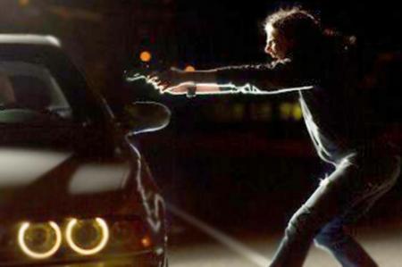 В Актау молодые грабители напали на таксиста