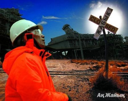 Кашаган: Робот пролил тонну дизтоплива