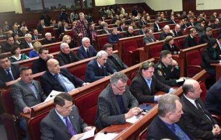 В Донецке решили провести референдум. Захвачено здание обгосадминистрации
