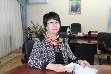 Халила Нургалиева: Мы тщательно проверим ситуацию в школе №7