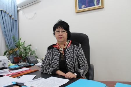 Халила Нургалиева: Начальник городского отдела образования Актау Нурсултан Курманбаев снят с должности