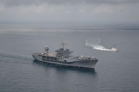 В акваторию Черного моря направляется ракетный эсминец США