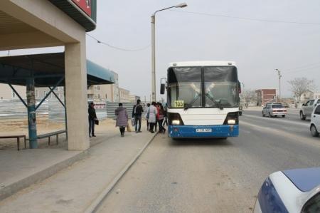 В Актау полицейские проводят оперативно-профилактическое мероприятие «Автобус»
