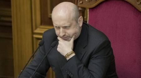 Постановление Верховного Совета Крыма о референдуме отменил Турчинов