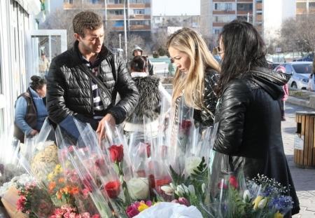 Восьмое марта в Актау. Фотопост