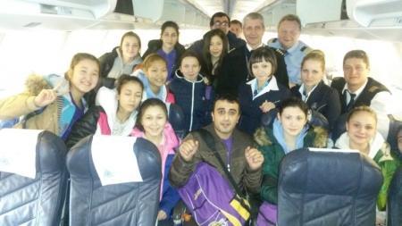 Актауские баскетболистки заняли лидирующие позиции после первого тура чемпионата Казахстана