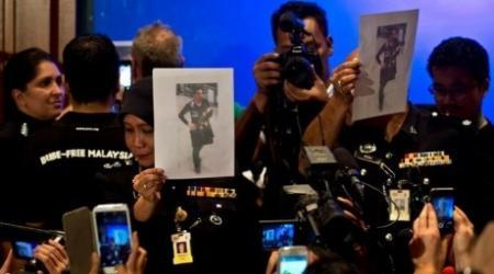"""В истории об исчезновении самолета Malaysia Airlines появился """"русский след"""""""