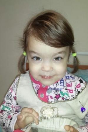В Актау Маше Лопухиной требуется операция по пересадке костного мозга