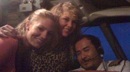 Пилот пропавшего самолета Malaysia Airlines приглашал в кабину пассажирок