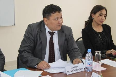 Первый вице-министр индустрии и новых технологий Казахстана посетил ряд предприятий Мангистауской области