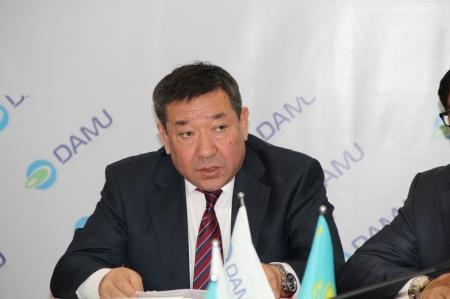 Делегация Астраханской области с рабочим визитом посетила Актау