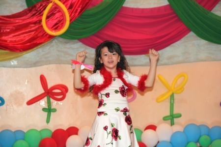 В актауском центре «Школьник» прошел конкурс «Принцесса-2014»