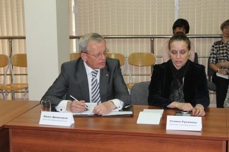 Мангистауские предприниматели встретились с послом Болгарии