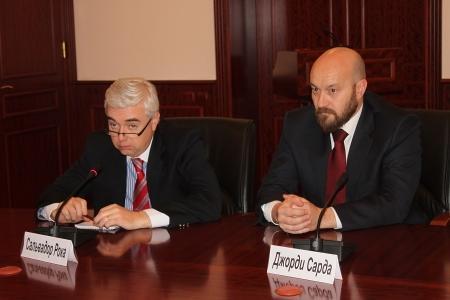 Испанская компания «Ross Roca Group» планирует построить в Актау центр по производству оборудования для нефтесервисных компаний