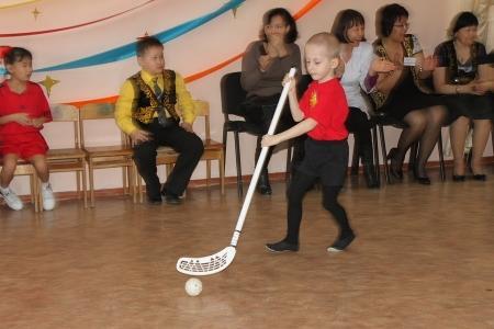 В Актау прошли спортивные соревнования среди детей с ограниченными возможностями