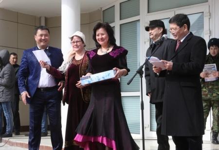 Сотрудники МАЭК-Казатомпром отметили весенний праздник Амал