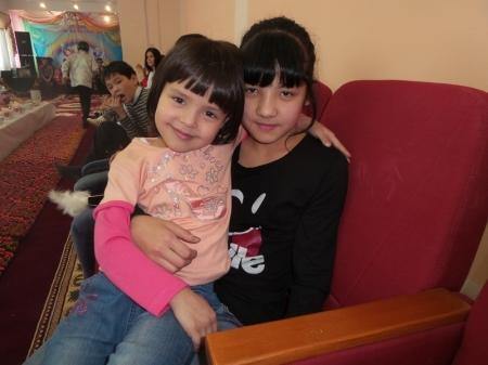 Воспитанники областного детского дома в Актау отпраздновали Наурыз
